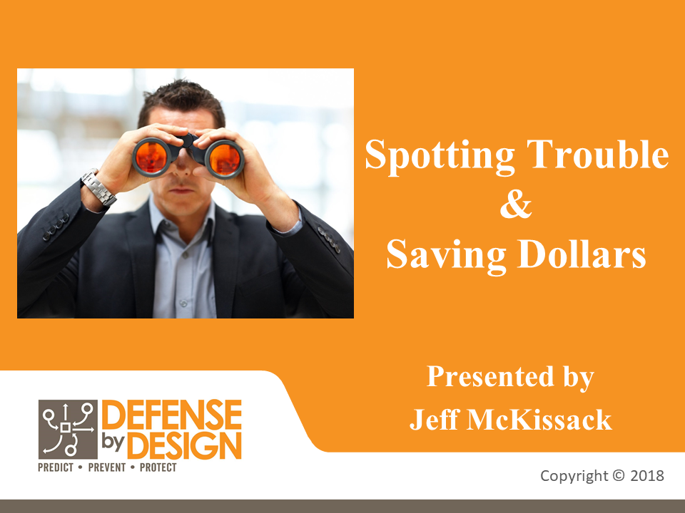 Webinar – Defense by Design