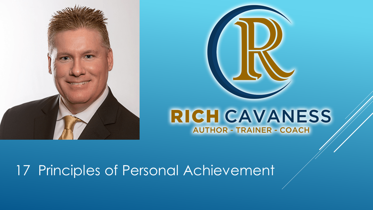 The Seventeen Principals of Personal Achievement
