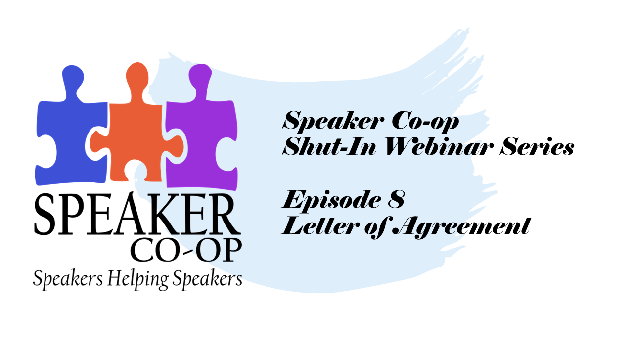 Letter of Agreement – Episode #8
